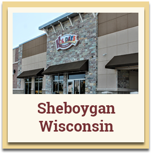Holidays Pub in Sheboygan, Wisconsin